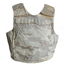 Belgian Desert Body Armour Vest