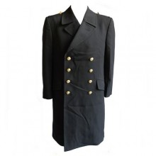 German Double Breasted Coat