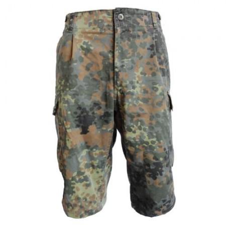 German Flecktarn Shorts