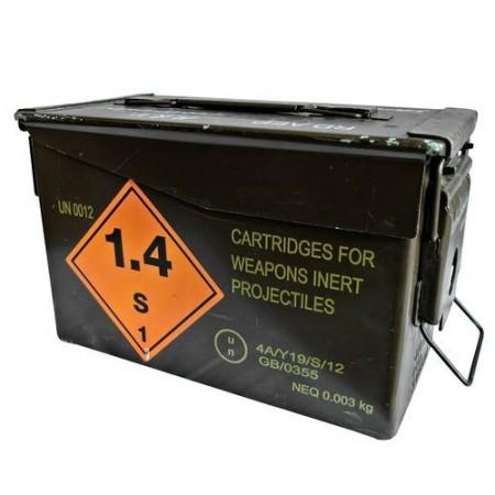 British H83 Ammo Box