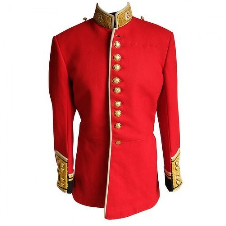 Guards Officers Tunic