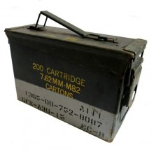 .30 Calibre Ammunition Box