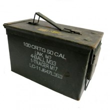 .50 Calibre Ammunition Box