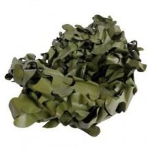 Camouflage Netting Garnish