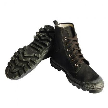 French Palladium Boots