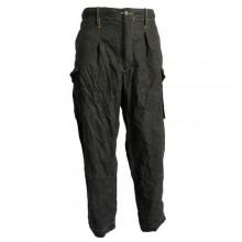 British Black Trousers