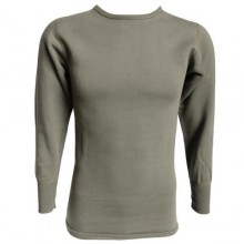 French Long Sleeve Thermal Shirt