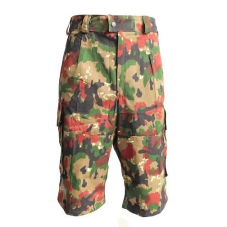 Swiss Alpenflage Shorts