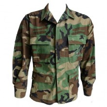US Woodland BDU Shirt