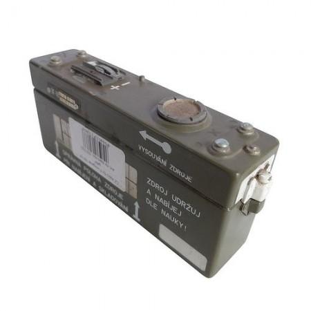 Czech Radio Battery