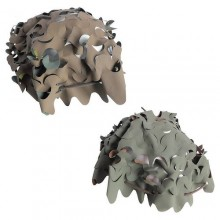 French Reversible Helmet Camo Net