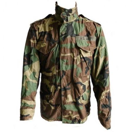 US M65 Woodland Jacket
