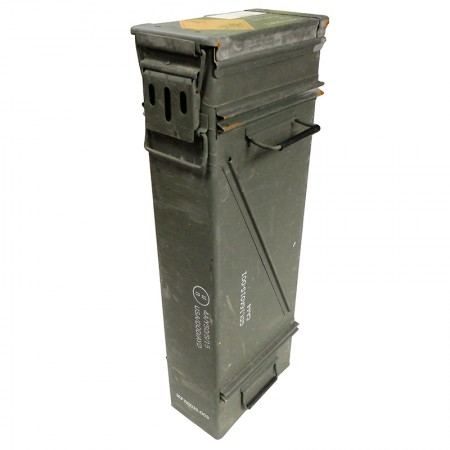 120mm Ammo Box