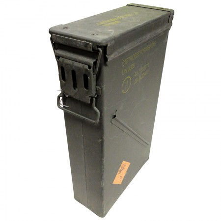 81mm Ammo Box