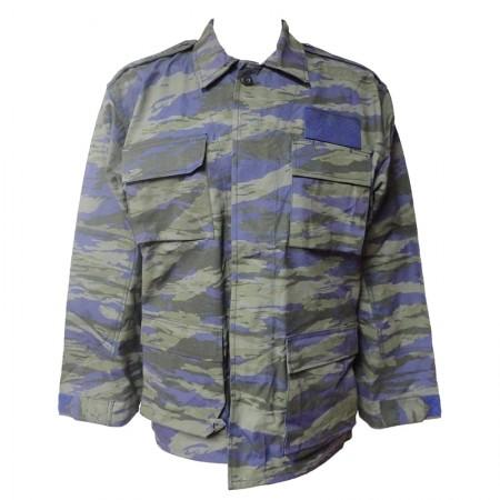 Greek Navy Lizard Shirt