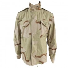 Tri-Color M65 Jacket