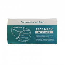 3 Ply Face Masks