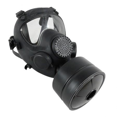MP5 / ARF-A Gas Mask - Black