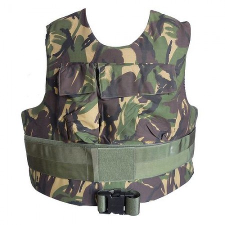 DPM Fragmentation Vest