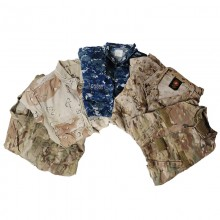BDU Shirt Selection