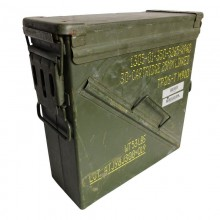 US 25mm Ammo Box