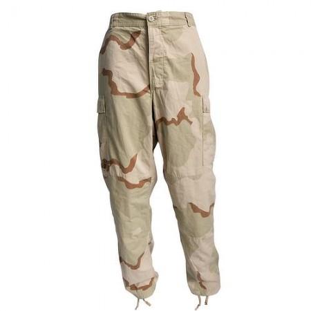 US 3 Color  Desert Trousers